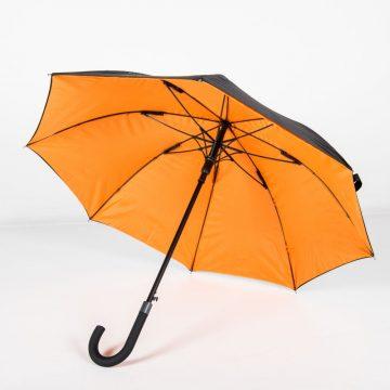 Logu fibre walker umbrella by logo umbrellas