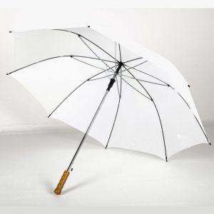 logo umbrellas AUTO BUDGET GOLF