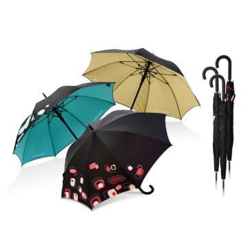 city walker umbrella Logo umbrella