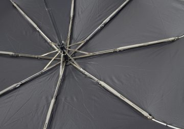 Logo Umbrellas telescopic reinforced ribs