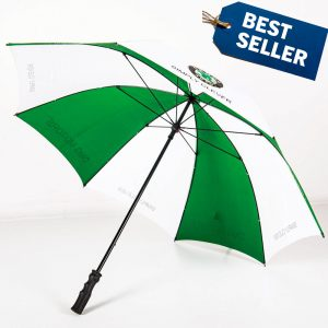 Logo Umbrellas LoGU golf branded umbrella
