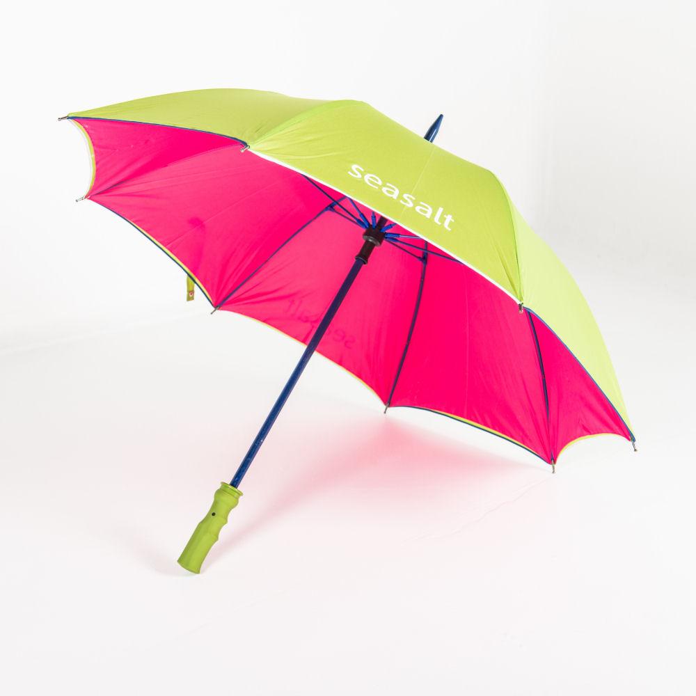 Branded parasols for Betekenis uber