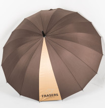 16 panel Umbrella & Parasols Promotional Walker Umbrella
