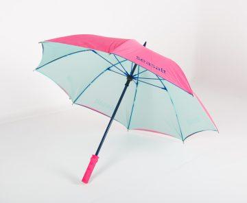 Logo umbrellas Branded Umbrellas Colour Frames