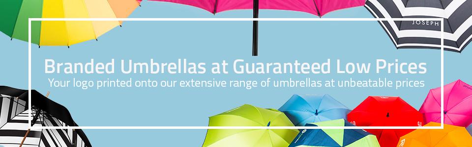 logo umbrellas branded umbrellas